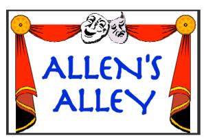 new allen's alley