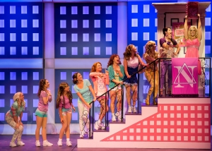"The great opening number, ""Omigod You Guys"" gets ""Legally Blonde-The Musical"" off on the right foot at Stages-St. Louis."