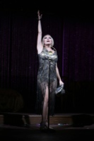 "Liz Pearce belts out the title song as Sally Bowles in the Rep's ""Cabaret."" Photo: Jerry Nauheim, Jr."