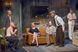"The gang's all here as St. Louis Actors' Studio presents Harold Pinter's ""The Homecoming."""