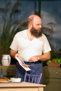 "John Foughty as Charley in the WEPG's production of ""Off The Map."" Photo: John Lamb"