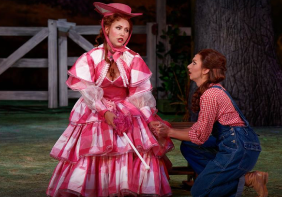 Oklahoma Sweeps Into Stages St Louis Finale With Style And Panache Stage Door St Louis